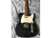 Fender Telecaster relic (Seymour Duncan)