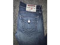 True Religion Brand Jeans Size 30