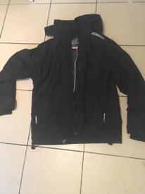 Men's Medium Super Dry jacket