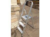 3 Step Aluminium Step Ladder