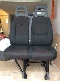 Indoor Car Cover fits Jaguar XK8/R - dark green/yellow