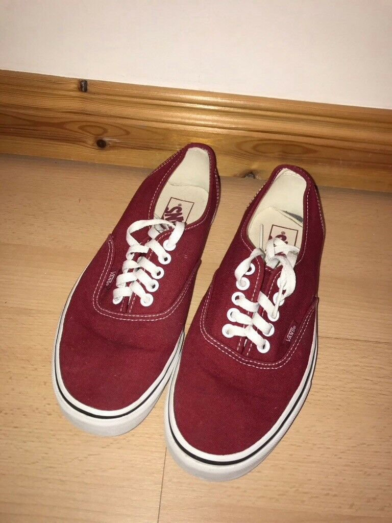 Vans Size6 Brand New (without box)