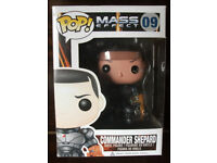 Mass Effect Commander Shepard Pop Vinyl # 09