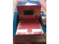 VTech Challenger Laptop - Pink ages 4+years