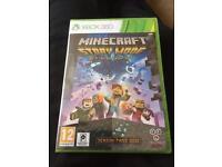 Minecraft Xbox360 game *sealed*