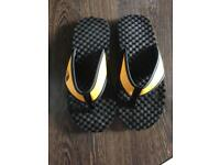 The North Face Flip Flops Size 9
