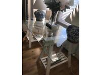 Glass Table - tempered Glass