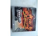 Insanity workout DVD