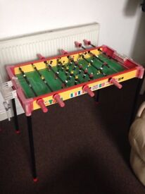 Foot ball Table