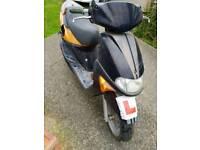 50cc Moped (SYM)