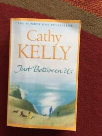 Just Between Us by Csthy Kelly