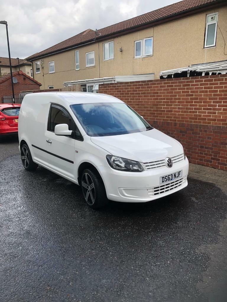 5f2db29d82 VW Caddy 2014 (63 plate) excellent condition QUICK SALE