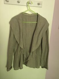 Linen jacket for sale - perfect for summer!