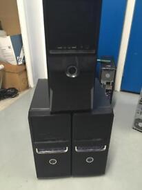 PC case with 500w psu