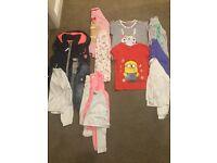 Huge bundle of girls clothes age 5-6