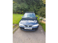 1.8 vauxhall Vectra estate very clean