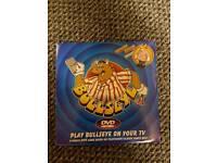 Bullseye DVD Game & Bully Toy