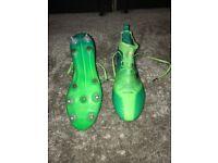 Size 11 - Men's Football Boots - Adidas Ace 17.1 Primeknit