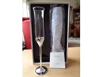 Vera Wang by Wedgwood Champagne Flutes
