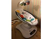 Mamaroo with space cover