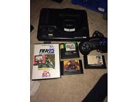 Sega Megadrive 16 bit bundle