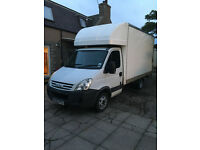 Iveco Daily 35c15 Luton box van with tail lift | 1 owner | Serviced | 100k miles