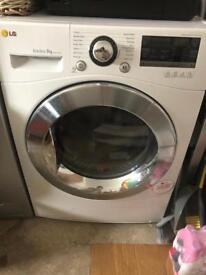 LG Condenser Tumble Dryer - Requires fixing or for parts/spares