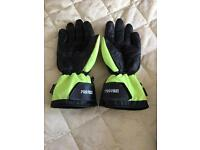 Profirst waterproof armoured motorcycle gloves Large