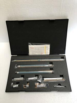 Mitutoyo 137-214 Tubular Vernier Insider Micrometer 2- 40 Made In Japan