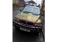 Pearlescent BMW X5 **rare colour** 54 plate