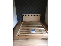 For FREE - Double Bed