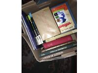 Free assorted books