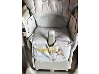 High chair from mamas and papas
