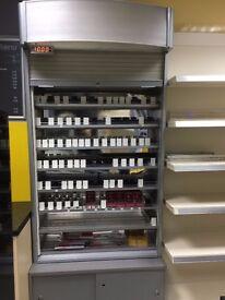 Cigarette Display Unit