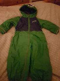 Regatta rainsuit 6-12 months