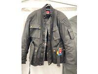 Warrior Gear Bikers Jacket