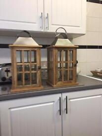Lanterns from M&S