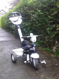 3 in 1 Tricycle - Smart Trike (Zoo)