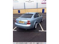 Vw Passat with loads of extras