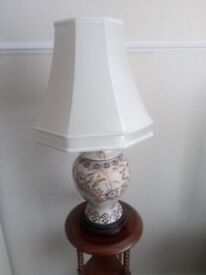 2 x lamps for sale. Can be sold separately or together