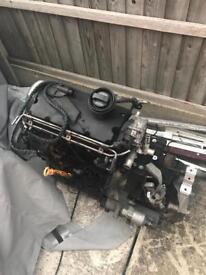 VW Golf, Beetle, Bora 1.9 TDI Engine & 5 speed gearbox