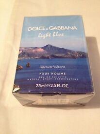 Dolce & Gabbana, Discover Volcano Men's Eau de Toilette 75ml