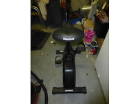 Reebok Z7 exercise bike in nice condition