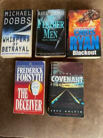 5 Various Books