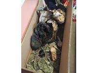 Camping/Hunting Equipment