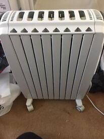 Faulty delonghi dragon 4 radiator rrp £100+
