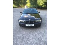 Low mileage Automatic BMW, recently serviced and no advisory on MOT