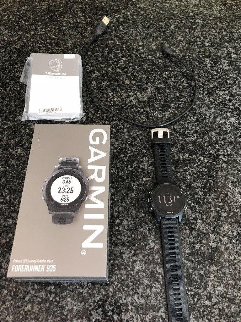 Garmin Forerunner 935 - Ultimate Multisport Watch | in Winchester,  Hampshire | Gumtree