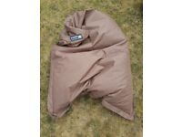 big boy outdoor bean bag - as new