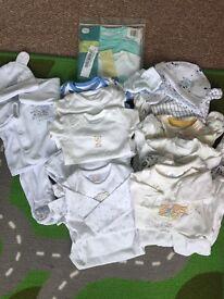 New born/tiny baby bundle